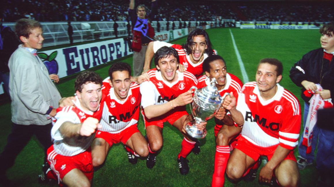1991. Coupe de France