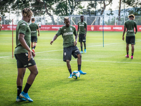 First training for Henry Onyekuru