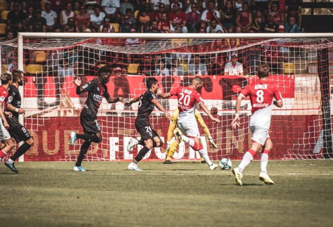 Главные моменты матча : «Монако» 2-2 «Ним»