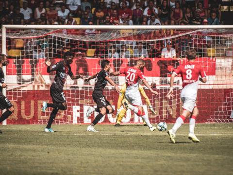 ФК «Монако» 2-2 «Нимом»
