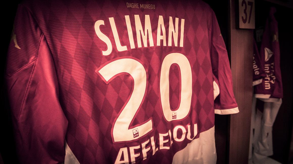 Le XI pour Nîmes avec Slimani et Adrien Silva