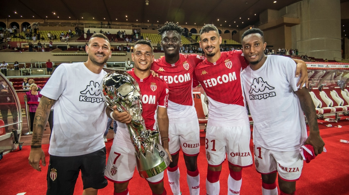 L'AS Monaco remporte la Philipp Plein Cup