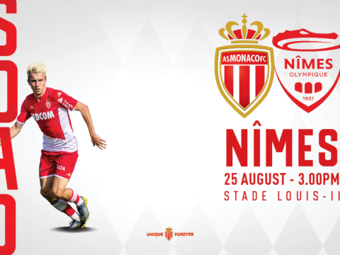 Get your seats for AS Monaco - Nîmes Olympique