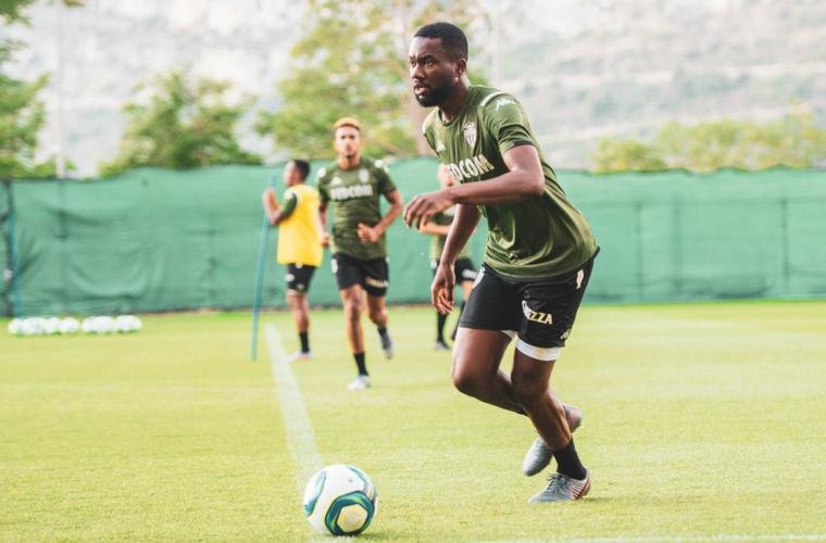 Jean-Eudes Aholou prêté à l'AS Saint-Étienne
