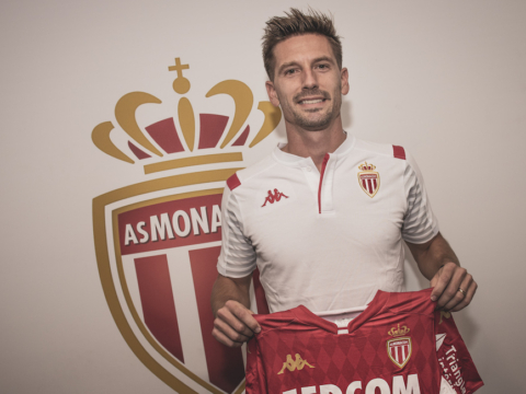 Adrien Silva at AS Monaco