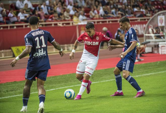 Главные моменты матча : «Монако» 0-3 «Лион»