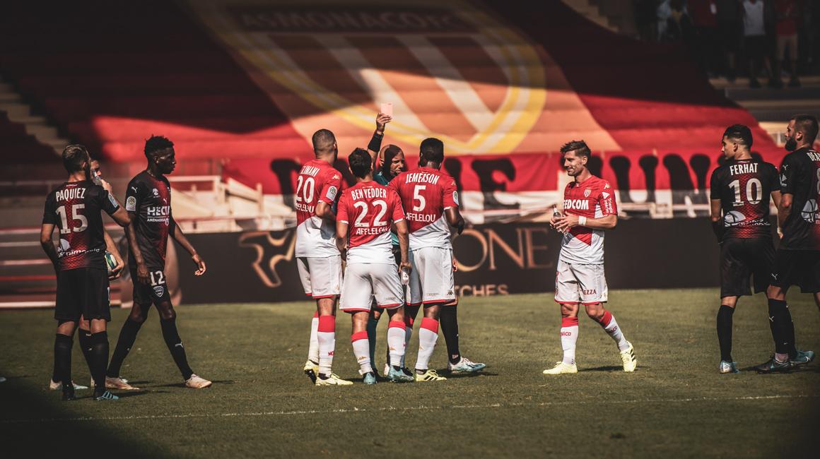 Jemerson suspendu trois matchs dont un avec sursis
