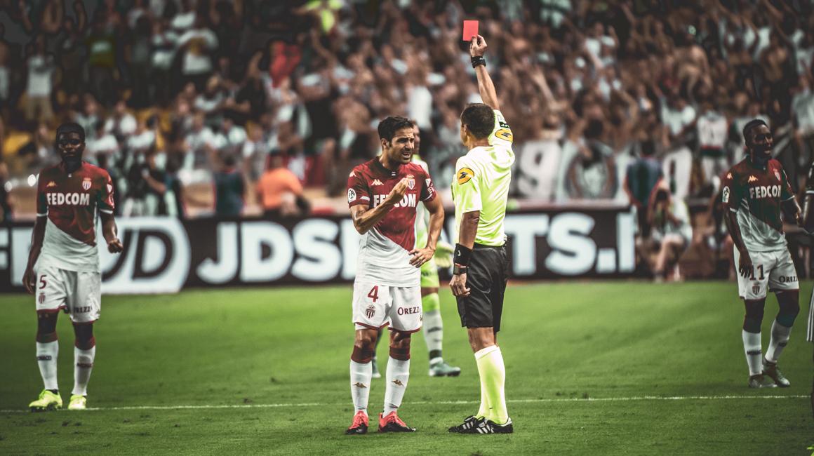 AS Monaco Loses to OL