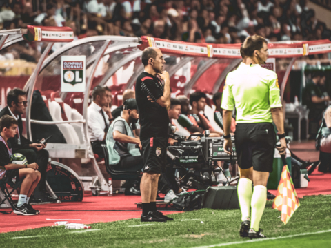 "Leonardo Jardim : ""Continuer à travailler"""
