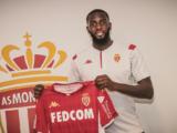 Tiemoué Bakayoko à l'AS Monaco
