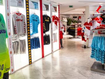Tienda oficial del AS Monaco x Kappa