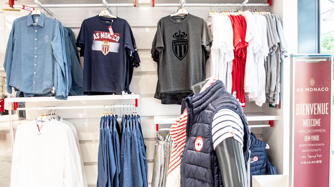 Official Shop AS Monaco x Kappa - AS Monaco