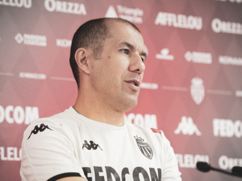 "Leonardo Jardim : ""We have progressed"""