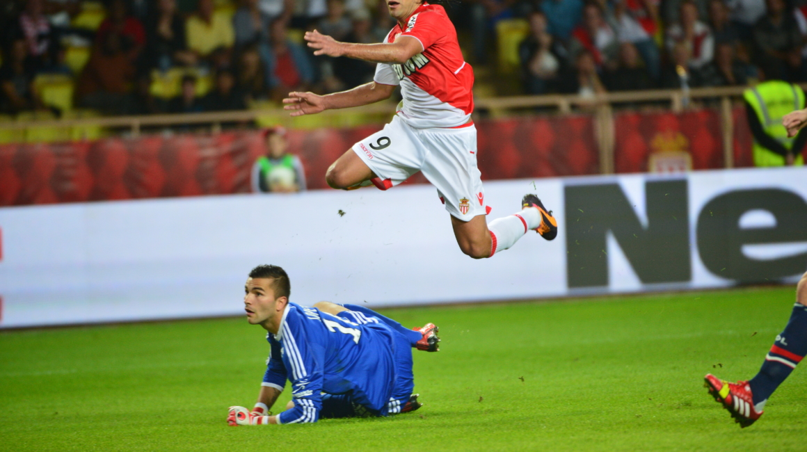 Os dez últimos AS Monaco x Lyon em imagens
