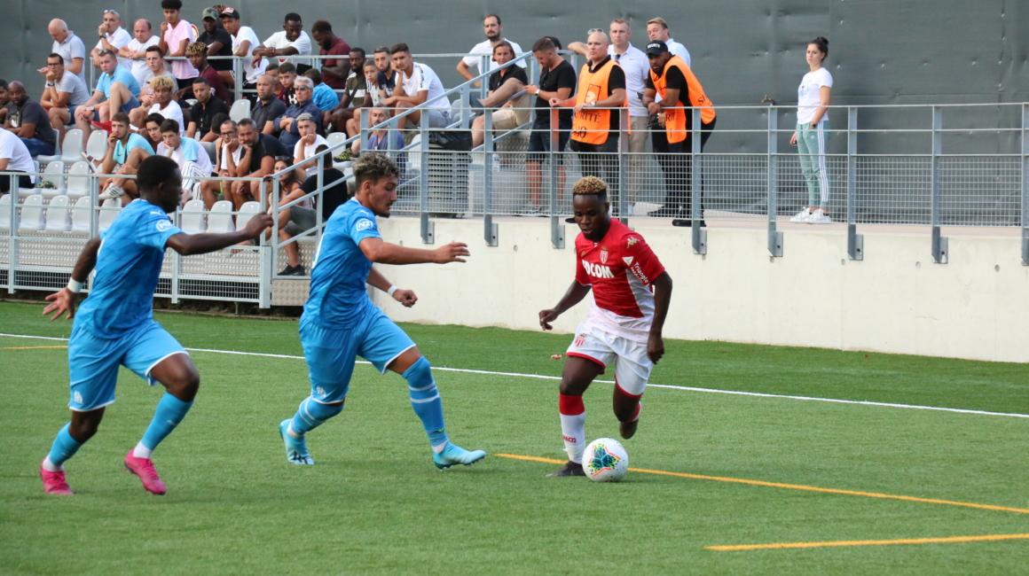 N2-J3 : AS Monaco 1-0 OM