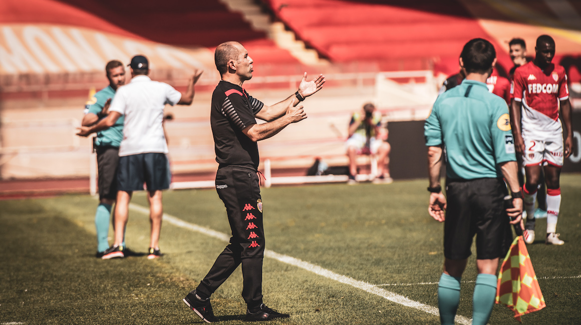 "Leonardo Jardim ""AS Monaco plays to win"""