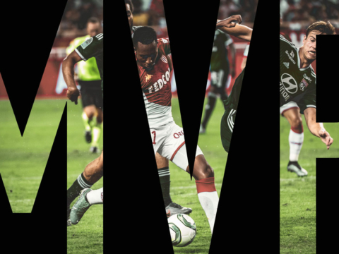 Votez pour le MVP sur l'application de l'AS Monaco