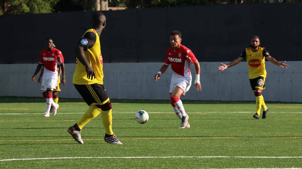 N2 : AS Monaco 4-6 Louhans-Cuiseaux