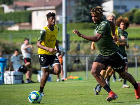 Panzo and Foster join Cercle Brugge