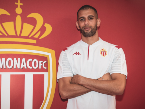 Islam Slimani to AS Monaco