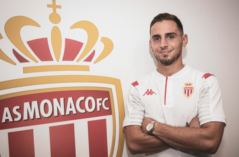 Ruben Aguilar no AS Monaco