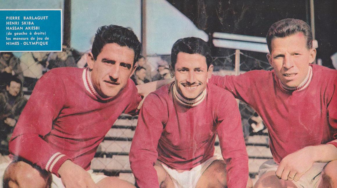 AS Monaco - Nîmes : des joueurs au passé commun