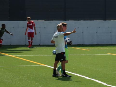U19 - J1 : AS Monaco 3-1 Istres FC