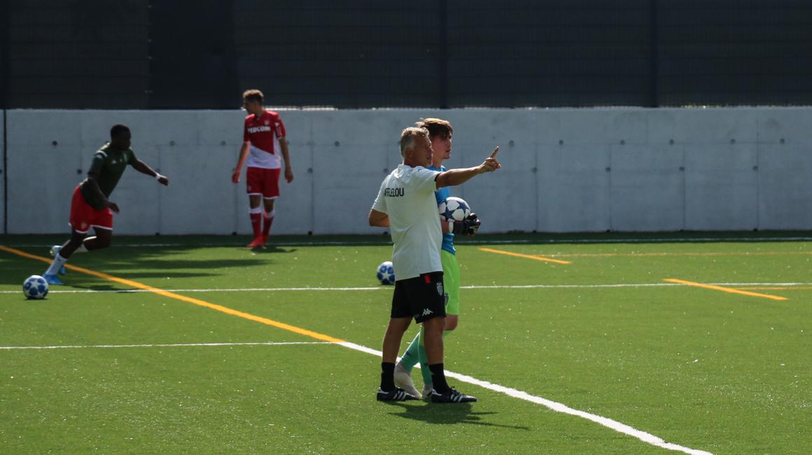 U19 – J1 : AS Monaco 3-1 Istres FC