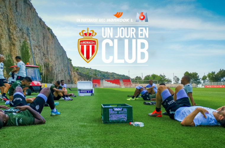 Suivez l'AS Monaco sur M6 !