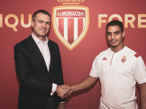 Wissam Ben Yedder à l'AS Monaco