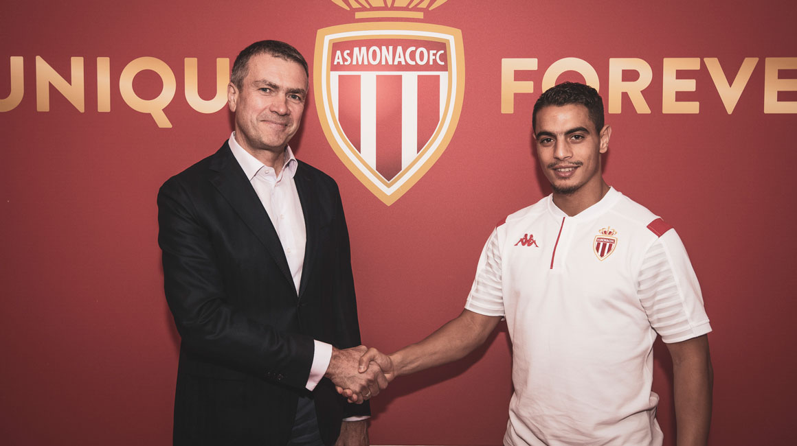 Wissam Ben Yedder Joins AS Monaco