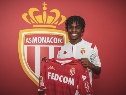 Arthur Zagre no AS Monaco