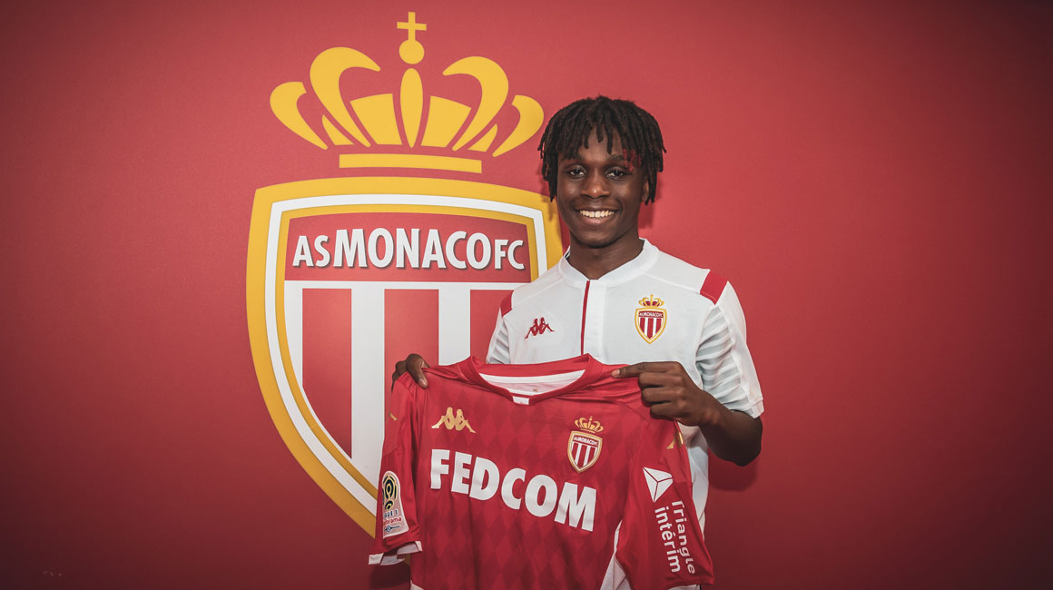 Arthur Zagre to AS Monaco