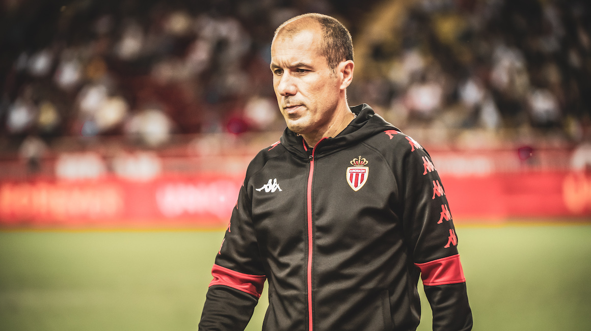 "Leonardo Jardim : ""We're keeping calm"""