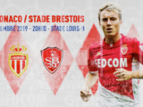 AS Monaco - Stade Brestois : vos places à partir de 10€
