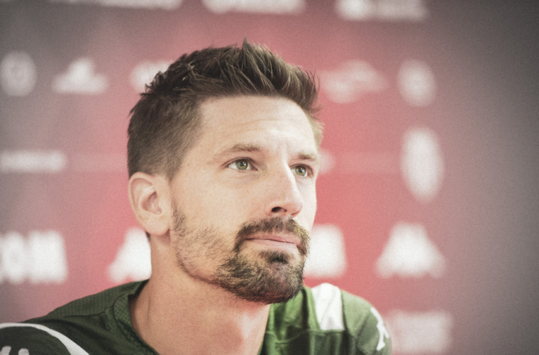 "Adrien Silva : "" The goal is to improve together"""