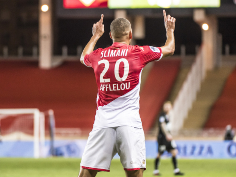 Slimani, élu MVP face à Brest