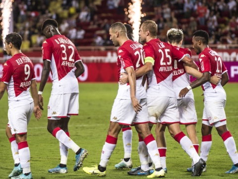 HIGHLIGHTS : AS Monaco 4-1 Stade Brestois 29
