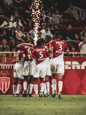 AS Monaco 3-1 OGC Nice
