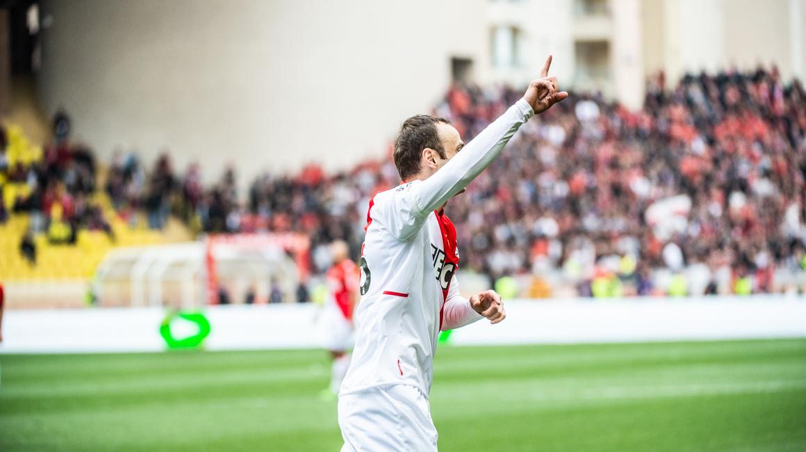 First Goal : le premier but de Dimitar Berbatov avec l'AS Monaco