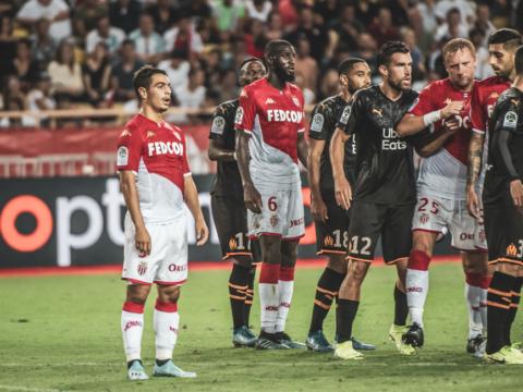 AS Monaco 3-4 OM