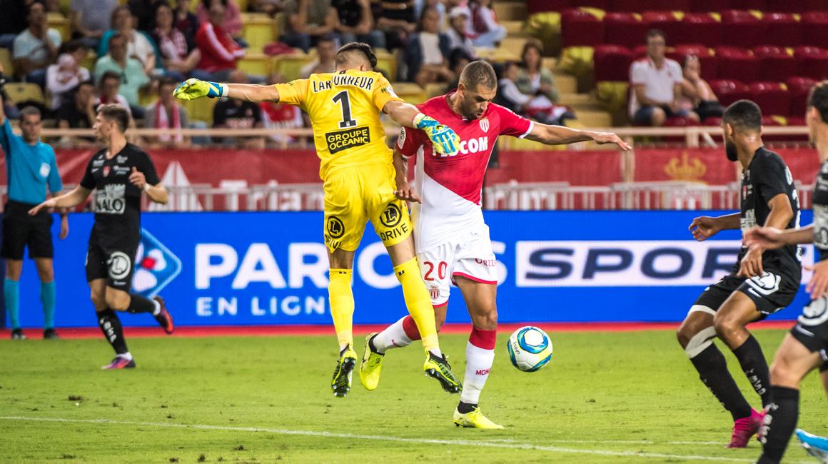 Slimani meilleur passeur de Ligue 1 !