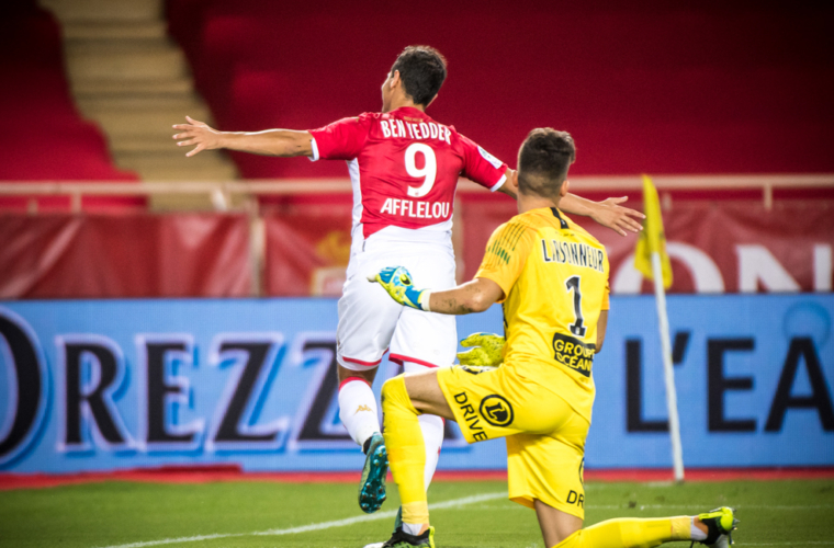 The victory against Brest in images