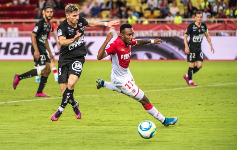 AS Monaco 4-1 Stade Brestois