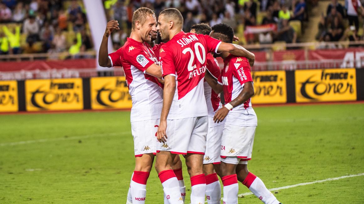 Le onze rouge et blanc contre Angers