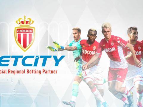 BetCity, « regional partner » de l'AS Monaco en Russie