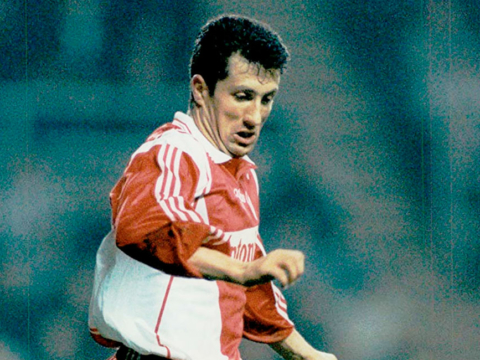 September 12, 1997 - The volley of John Collins