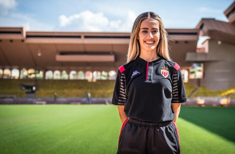 Georgia, a unique AS Monaco apprenticeship program
