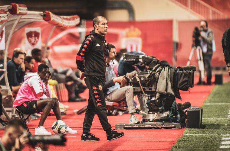 """Leonardo Jardim: """"Preparar o jogo contra o Montpellier"""""""