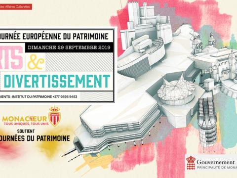 AS Monacoeur soutient la Journée du Patrimoine